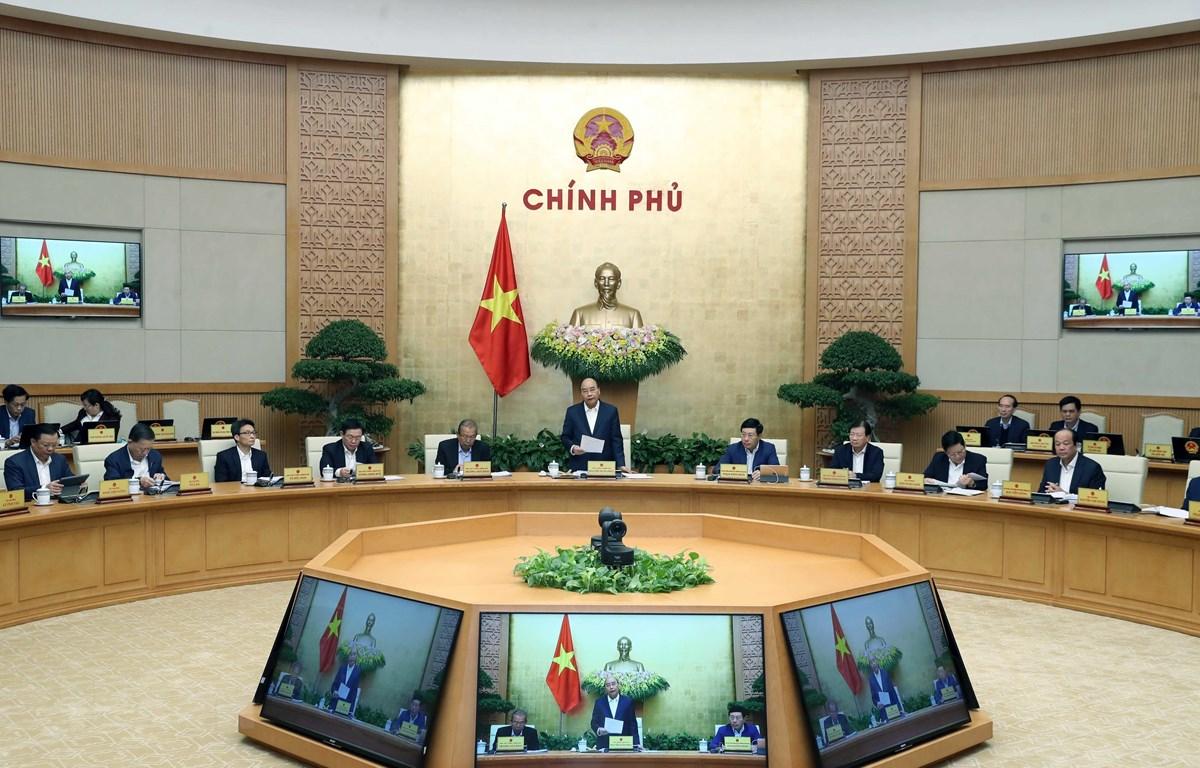 Thủ tướng: 'Nhân dân tin tưởng và kỳ vọng vào Chính phủ'