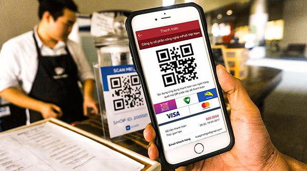 Thúc đẩy việc sử dụng thanh toán điện tử không dùng tiền mặt