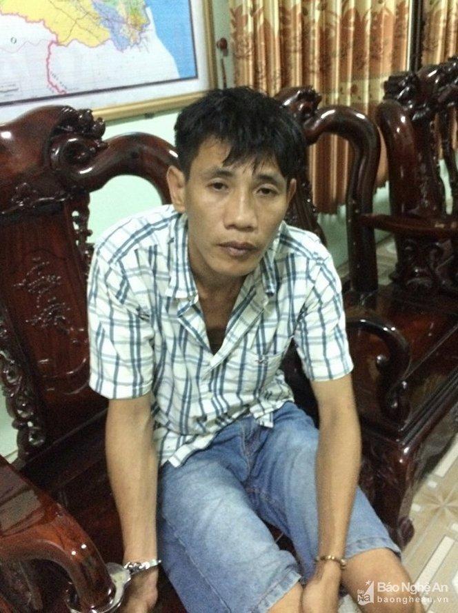 Thuê taxi vận chuyển hơn 1000 viên hồng phiến từ Quảng Bình ra Nghệ An