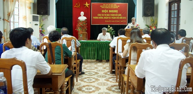 Tiếp tục đẩy mạnh phong trào thi đua trong Hội Luật gia các tỉnh duyên hải miền Trung và Tây Nguyên