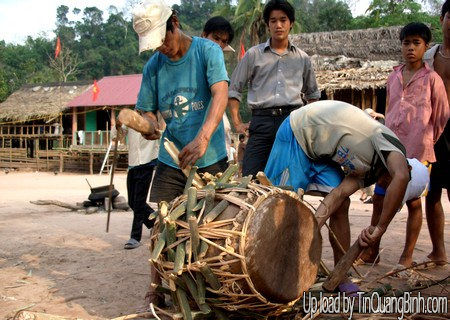 Tiếng trống Ma Coong