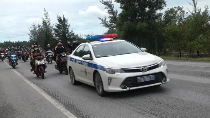 Tiếp nhận và đảm bảo an toàn cho người dân về từ thành phố Hồ Chí Minh
