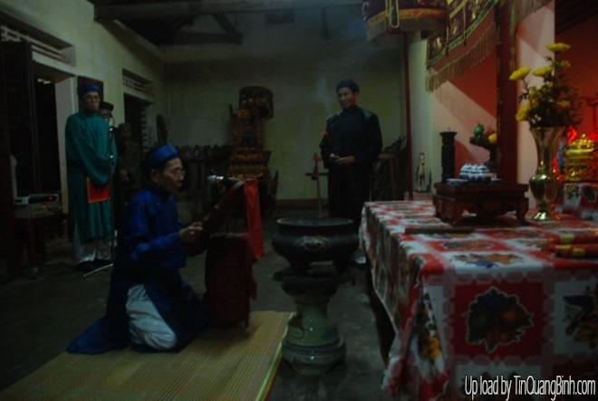 Tìm hiểu về tục lấy lửa của người dân xã Cảnh Dương