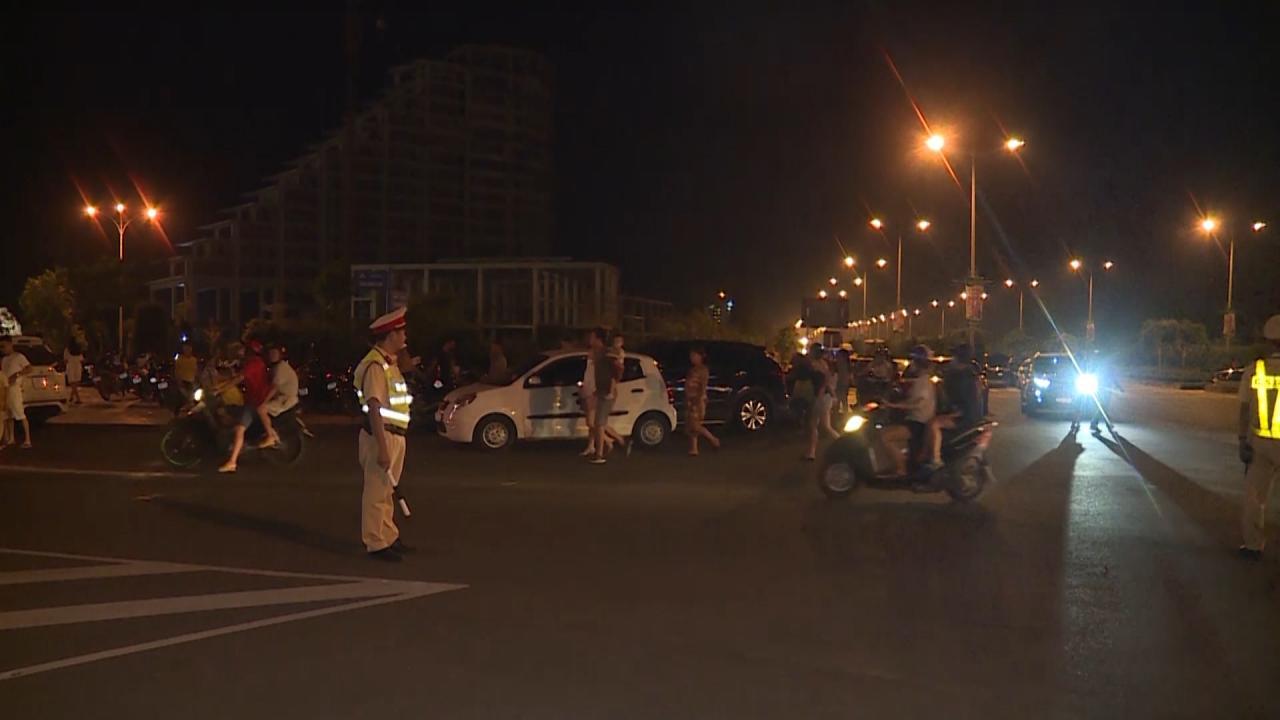 Tình hình trật tự an toàn giao thông được đảm bảo trong dịp nghỉ lễ
