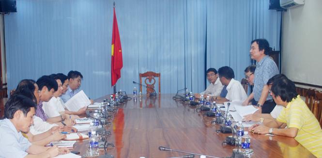 Tổ chức rà soát công tác chuẩn bị Liên hoan Truyền hình toàn quốc lần thứ 35