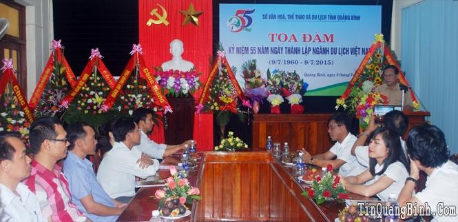Tọa đàm kỷ niệm 55 năm ngày thành lập ngành Du lịch Việt Nam