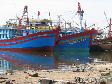 Toàn tỉnh có 1.122 tàu cá công suất trên 90CV