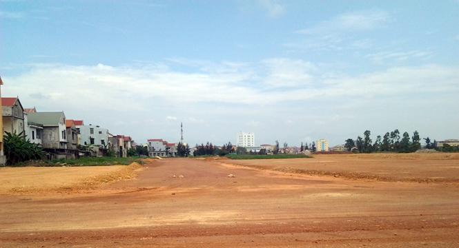 Toàn tỉnh đã thu gần 500 tỷ đồng tiền sử dụng đất