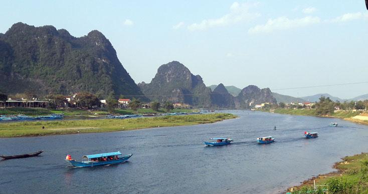 Toàn tỉnh hiện có 350 cơ sở lưu trú du lịch