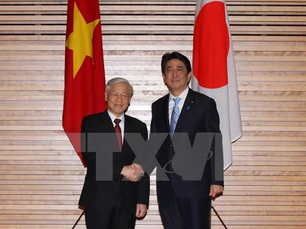 Tổng Bí thư kết thúc tốt đẹp chuyến thăm chính thức Nhật Bản