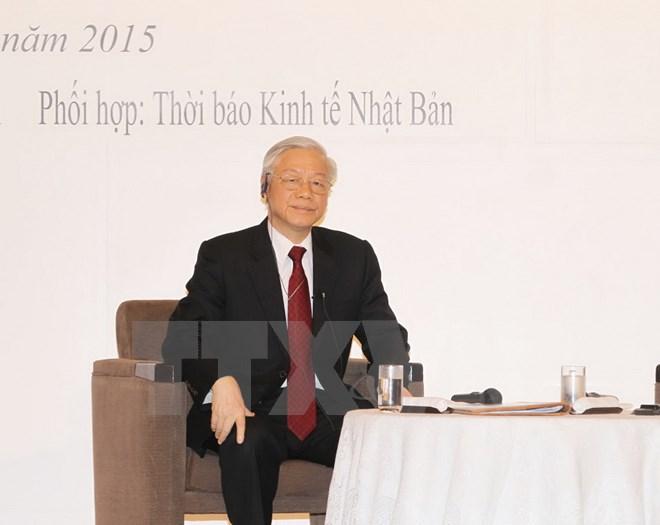 Tổng Bí thư Nguyễn Phú Trọng: Các nước lớn phải hành xử minh bạch