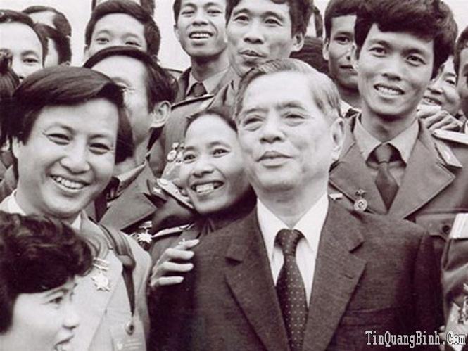 Tổng Bí thư Nguyễn Văn Linh-Một tinh thần kiên quyết đổi mới