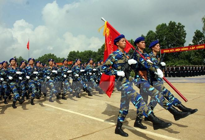 Tổng duyệt diễu binh, diễu hành kỷ niệm 70 năm Quốc khánh 2-9