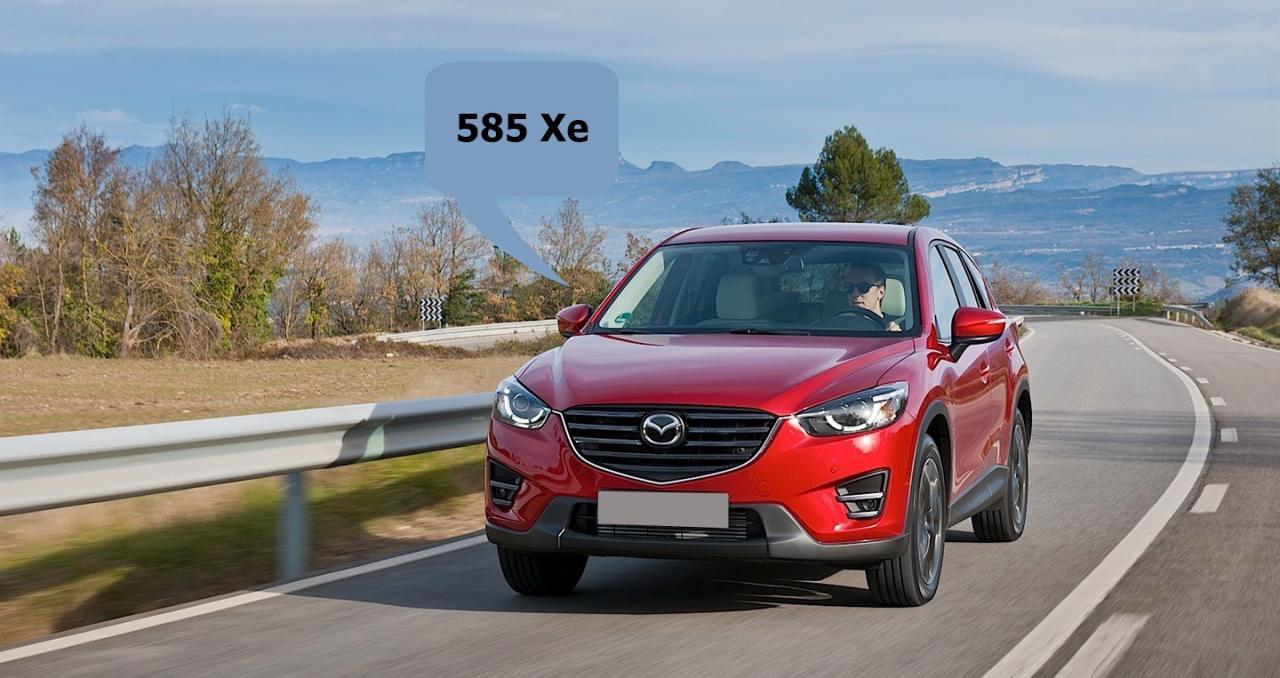 Top 10 mẫu xe bán chạy nhất thị trường Việt Nam tháng 5/2017