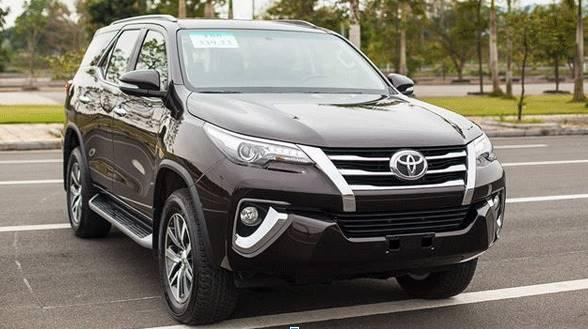Toyota Fortuner sẽ trang bị máy dầu số tự động