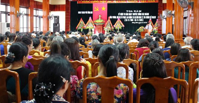 TP Đồng Hới: Kỷ niệm 70 năm thành lập các ngành: Văn phòng, Nội vụ, Tư pháp, Lao động-Thương binh-Xã hội, Văn hóa-Thông tin và Tài chính-Kế hoạch