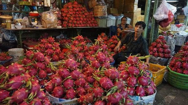TP Hồ Chí Minh kiểm tra chợ đầu mối Nông sản Thủ Đức