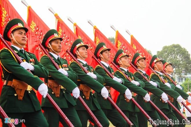 Triển khai các hoạt động kỷ niệm 70 năm Ngày thành lập lực lượng vũ trang nhân dân tỉnh Quảng Bình