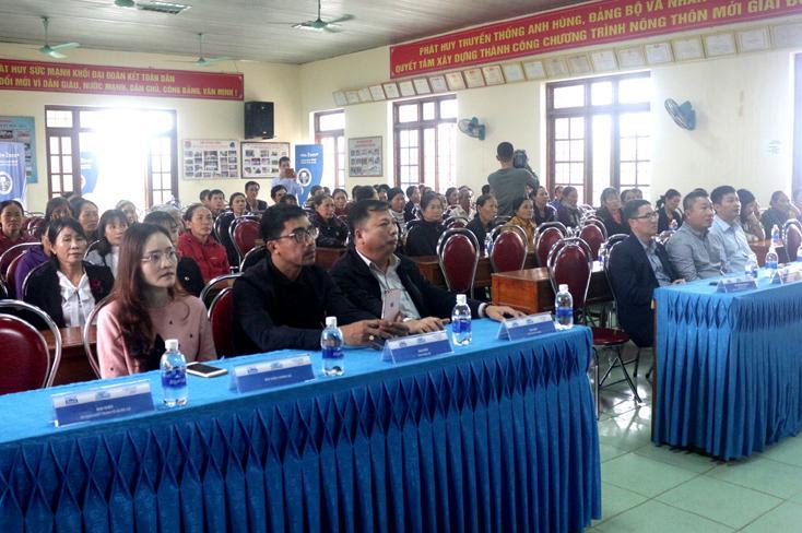 """Triển khai chương trình cộng đồng """"Mảnh ghép yêu thương"""" tại Quảng Bình"""