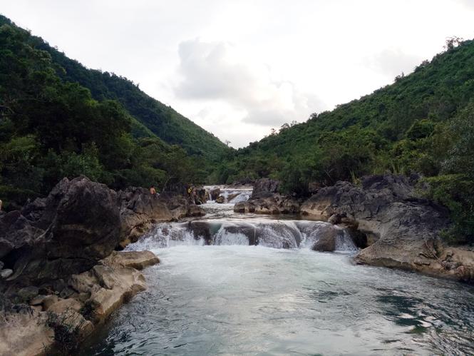 Triển khai dự án Khu du lịch sinh thái và nghỉ dưỡng khe Nước Lạnh