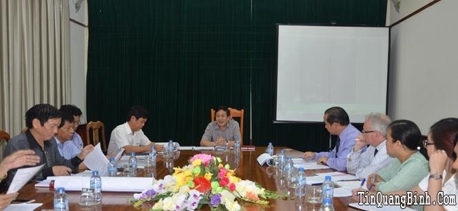 Triển khai dự án vệ sinh môi trường thành phố Đồng Hới giai đoạn 2