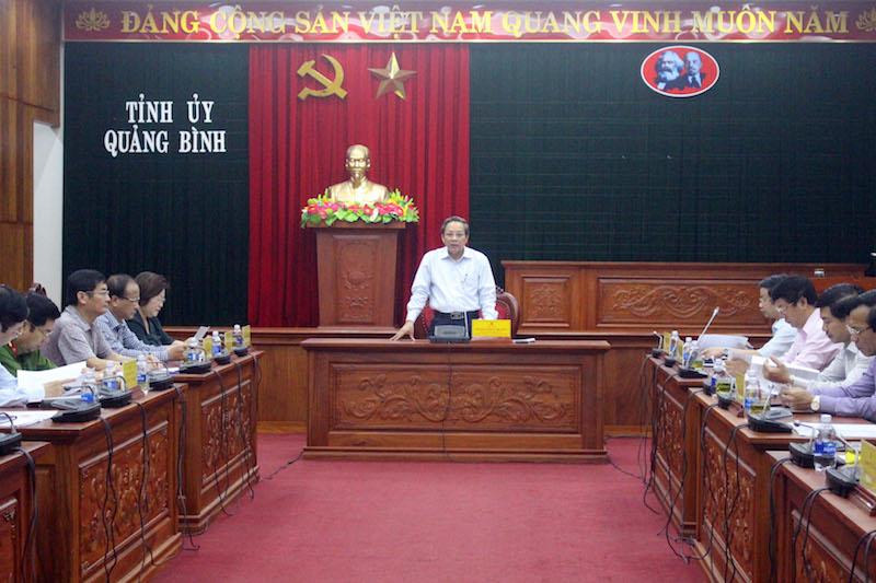 Triển khai kịp thời, chất lượng các hoạt động phục vụ lễ kỷ niệm 30 năm ngày tái lập tỉnh