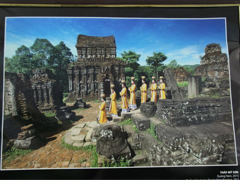 Triển lãm ảnh Di sản Việt Nam 2015 & Bình Thuận - Hội tụ Xanh