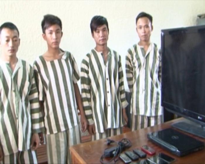 Triệt phá nhóm trộm cắp chuyên nghiệp ở Ba Đồn