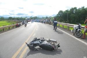 Trong 4 ngày nghỉ lễ, xảy ra 3 vụ tai nạn giao thông, làm chết 2 người
