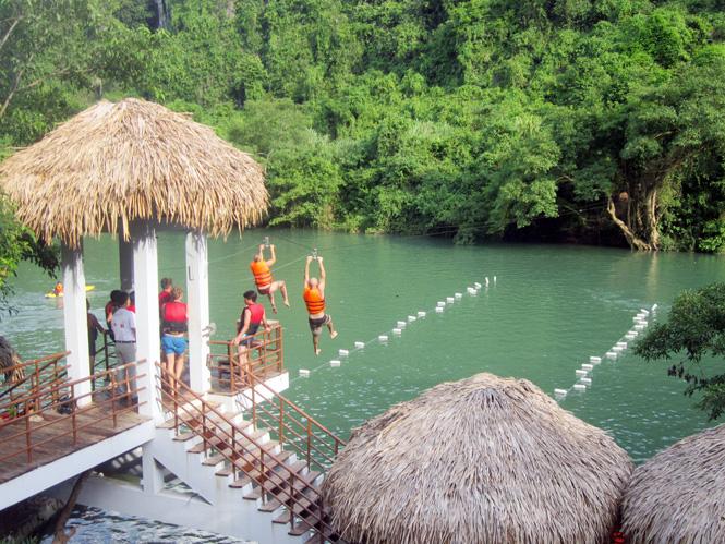 Trung tâm du lịch Phong Nha-Kẻ Bàng: Đón hơn 370 nghìn lượt khách tham quan