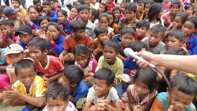 Trung thu cho trẻ em A Rem