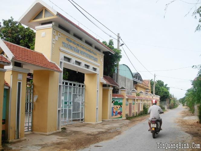 Trung Trạch: Phát huy nội lực trong xây dựng nông thôn mới