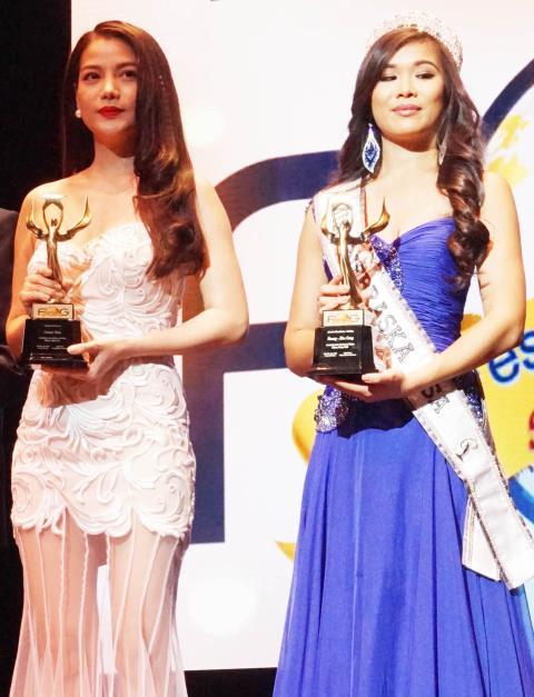 Trương Ngọc Ánh đoạt giải 'Nữ diễn viên xuất sắc' tại Film Festival of Globe