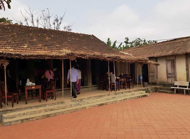 Từ làng An Xá đến Vũng Chùa Đảo Yến