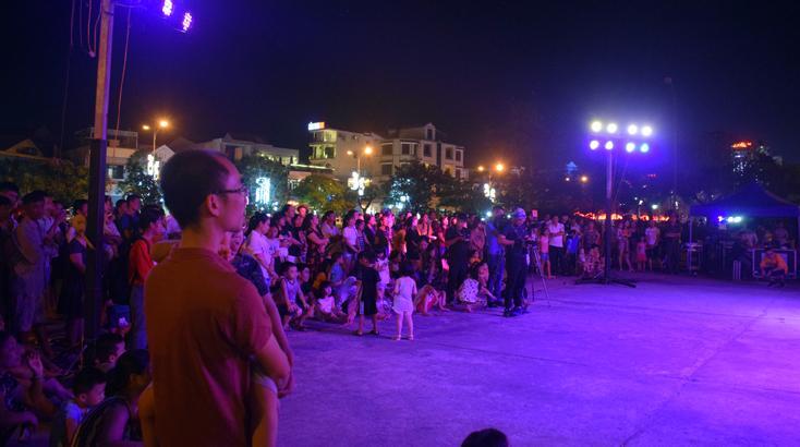 """Tuần Văn hóa-Du lịch Đồng Hới năm 2019: Sôi động """"Âm nhạc đường phố"""""""