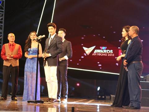 'Tuổi thanh xuân' giành ba giải tại VTV Award 2015