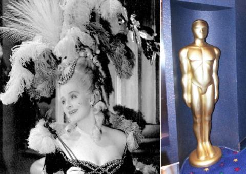 Tượng vàng Oscar đạt giá 'khủng' trên sàn đấu giá