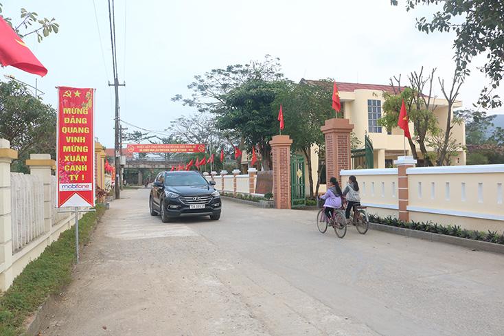 Tuyên Hoá: Sẵn sàng đại hội điểm đảng bộ cấp cơ sở
