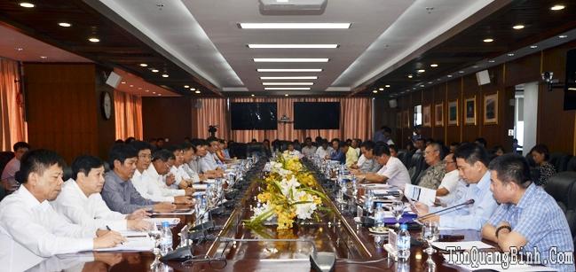 UBND tỉnh Quảng Bình và BIDV tổ chức hội nghị gặp mặt các nhà đầu tư tiềm năng