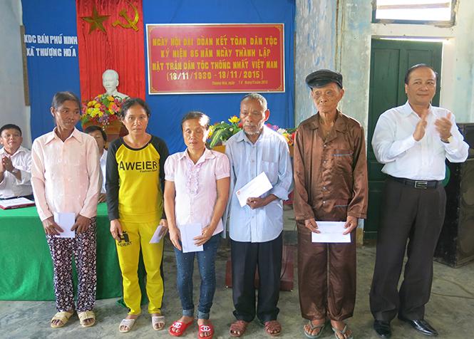 Ủy ban MTTQVN huyện Minh Hóa: Chú trọng xây dựng đời sống văn hóa ở khu dân cư