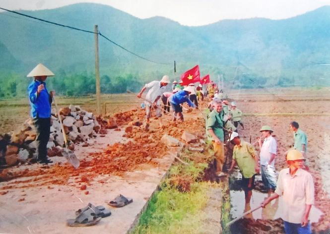 Ủy ban MTTQVN huyện Tuyên Hóa: Tích cực tham gia xây dựng chính quyền