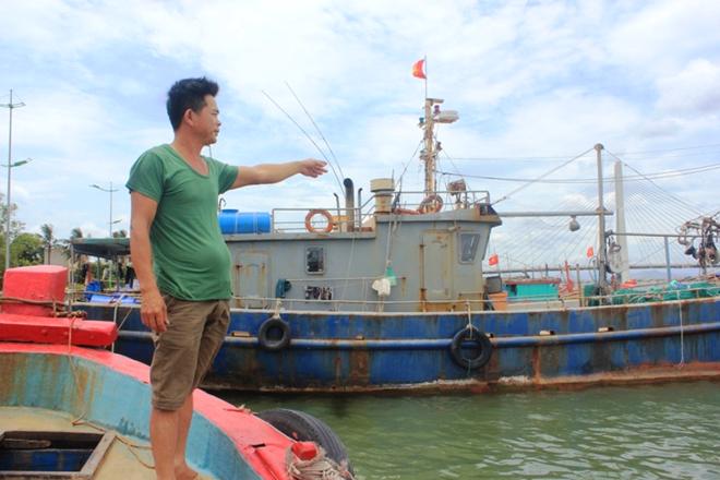 Vì sao nhiều ngư dân điêu đứng khi vay ngân hàng đóng tàu lớn?