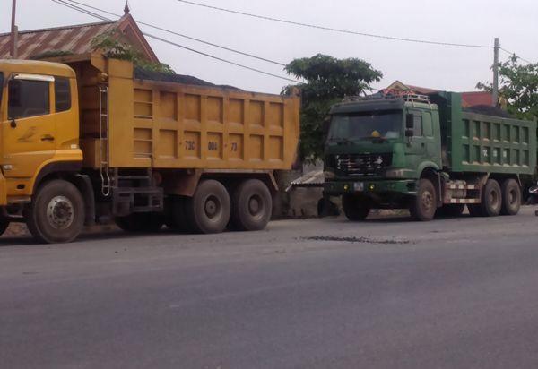 Vì sao xe quá tải ở Quảng Bình lộng hành trở lại?