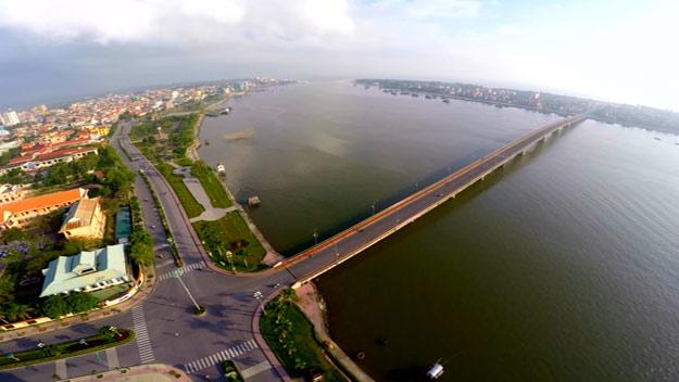 [Video] Flycam và góc nhìn rất mới về Quảng Bình