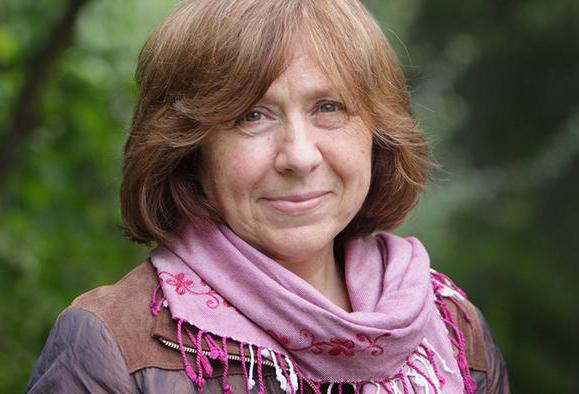VIDEO: Nữ nhà văn Belarus thắng giải Giải Nobel Văn học 2015