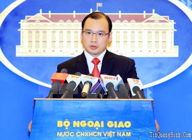 """""""Việt Nam, Campuchia đang nỗ lực kiểm soát tốt vấn đề biên giới"""""""