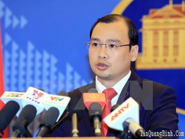 Việt Nam cử đoàn dự phiên tranh tụng liên quan vấn đề biển Đông