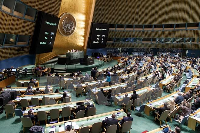 Việt Nam hoan nghênh bỏ phiếu kêu gọi dỡ bỏ lệnh cấm vận Cuba