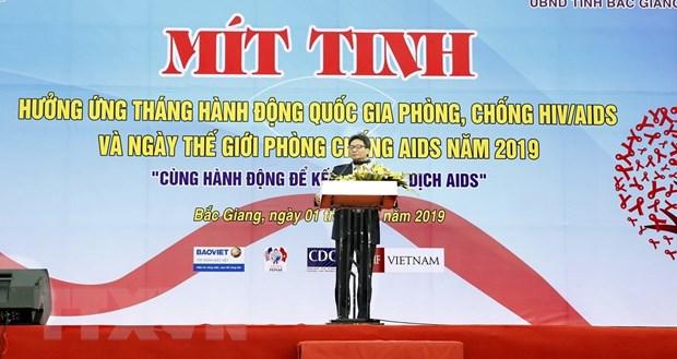 'Việt Nam sẽ là một trong những nước đi đầu kết thúc HIV/AIDS'