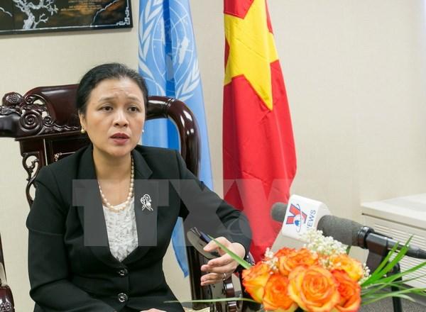 Việt Nam trúng cử vào Hội đồng Kinh tế Xã hội Liên hợp quốc